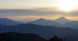 Takaosan Summit View