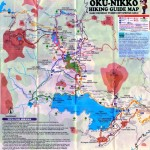 Oku-Nikko Hiking Guide Map