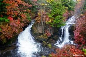 Oku-Nikko - Ryuzu Falls