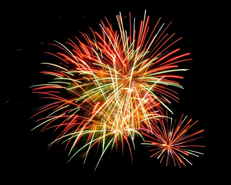 花火 Hanabi 2015 – Summer Fireworks Festival