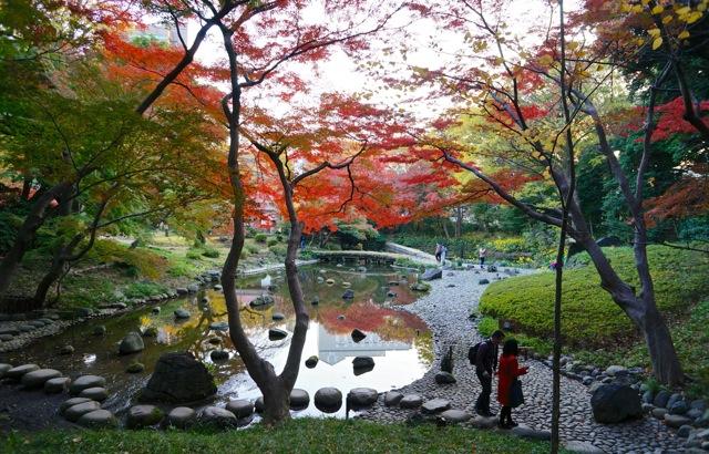 Autumn 2013 Koishikawa Korakuen Gardens Lakbayer