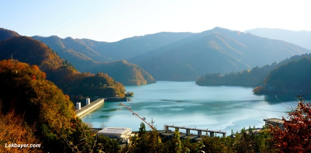 Okutama Hike - Okutama Lake