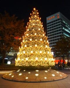 Roppongi Hills Illumination - 66 Plaza 01
