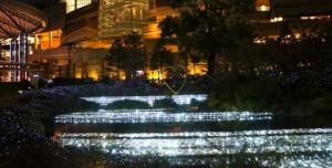 Roppongi Hills Illumination - Mori Garden 02