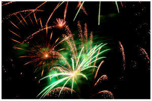 Hanabi Summer Fireworks 2014