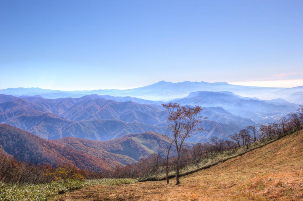 Autumn 2014: Tenjindaira & Ichinokurasawa 01