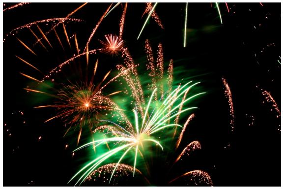 花火 Hanabi 2014 – Summer Fireworks Festival