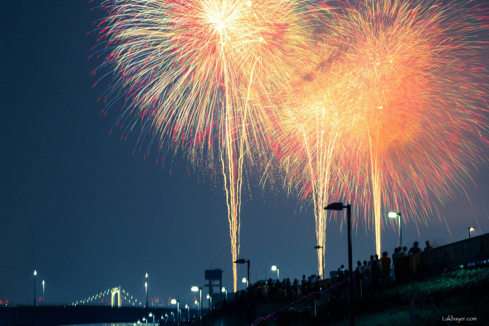 花火 Hanabi 2016 – Summer Fireworks Festival