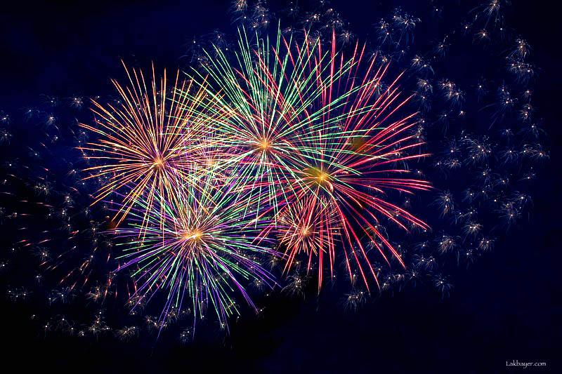 花火 Hanabi 2017 – Summer Fireworks Festival